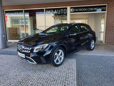 usado Mercedes GLA180 URBAN GPS LED CRUISE CONTROL PARKTRONIC