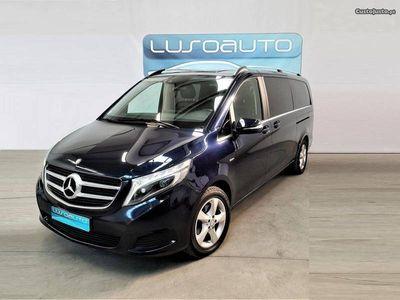 usado Mercedes V220 CDi Avantgarde