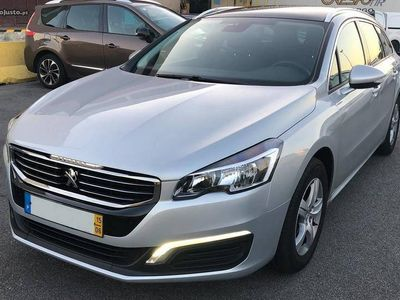 gebraucht Peugeot 508 SW 1.6 HDI Active