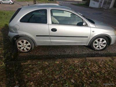 usado Opel Corsa 1.3 van