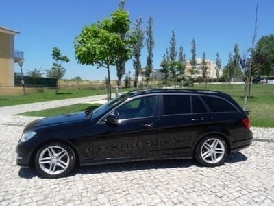 usado Mercedes C220 Classe CCDI STATION AMG