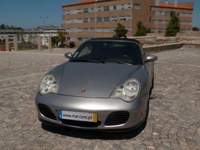 usado Porsche 911 Carrera 4S Cabriolet (996)