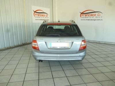 usado Mercedes C200 Classe C STATIONCDI CLASSIC BE (5P)