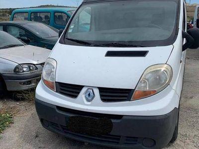 usado Renault Trafic frio