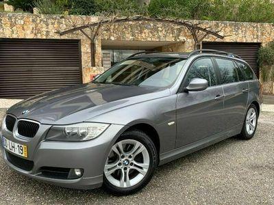 usado BMW 318 d Touring Dynamic