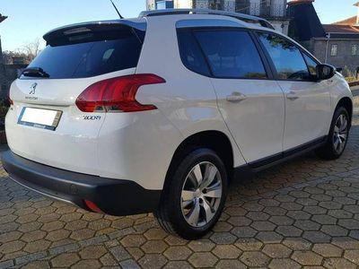 usado Peugeot 2008 1.6 Blue Hdi Novo -