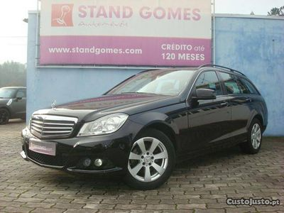 usado Mercedes C200 BE Station Nacional