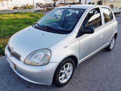 usado Toyota Yaris 1.0 Sol AC (68cv) (5p)