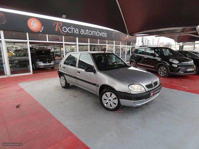 usado Citroën Saxo 1.0 Exclusive 50 cv