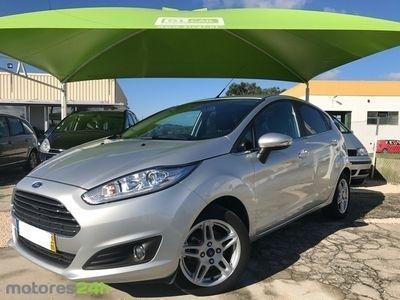 usado Ford Fiesta 1.0 Ti-Vct Titanium