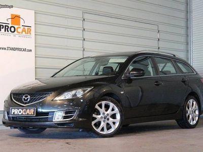 usado Mazda 6 SW MZR-CD 2.2 Sport