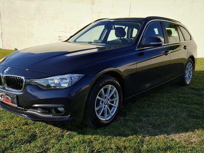 usado BMW 318 d Touring Efficientdynamics Line Sport