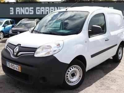usado Renault Kangoo 1.5 DCI Van 2L AC IVA