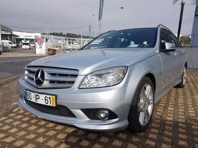 usado Mercedes C350 CDi Avantgarde Aut.