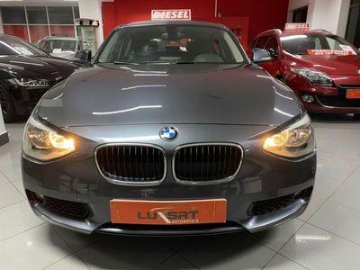 usado BMW 116 d Business 5p cv GPS Pele só 39000km Garantia até 3anos