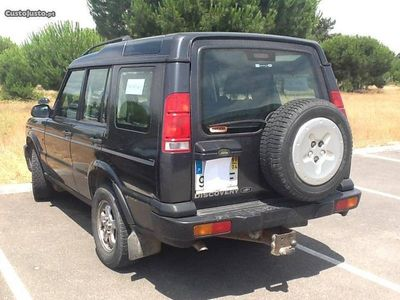 used Land Rover Discovery Td5