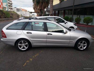 usado Mercedes C220 carrinha