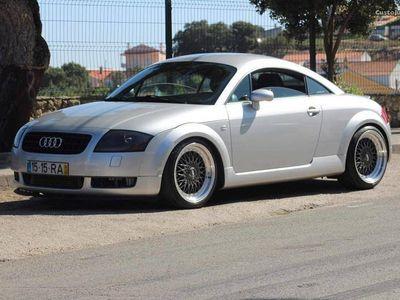 usado Audi TT 1.8t 180cv