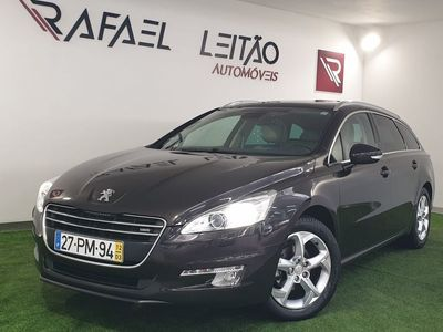 gebraucht Peugeot 508 SW 1.6HDi FULL EXTRAS
