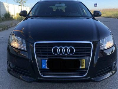 usado Audi A3 1.6 tdi atraction