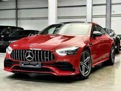 usado Mercedes AMG GT 53 4M + 4 PORTAS COUPÉ
