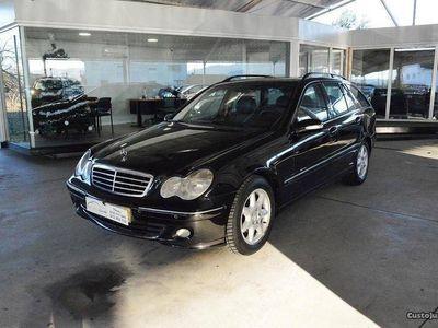usado Mercedes C220 CDI Auto.