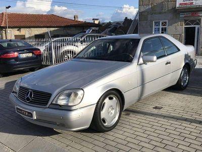 usado Mercedes CL420 V8