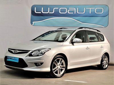 gebraucht Hyundai i30 CW 1.6 CRDi Style