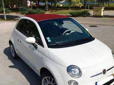 usado Fiat 500C cabrio 1.2