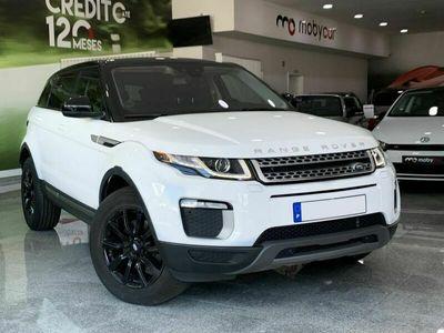 usado Land Rover Range Rover evoque 2.0 TD4 SE Dynamic Auto