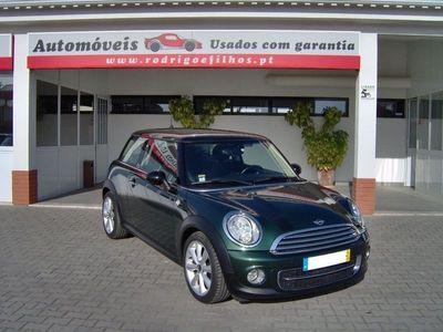 usado Mini Cooper D 116 CV