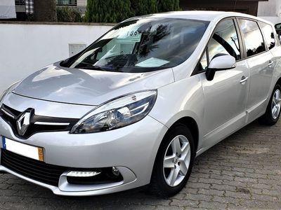 usado Renault Grand Scénic 1.5 DCI 110 CV LIMITED