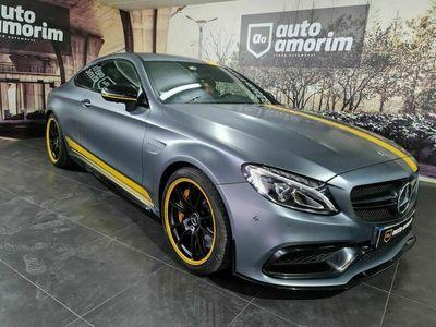 usado Mercedes C63 AMG AMG S
