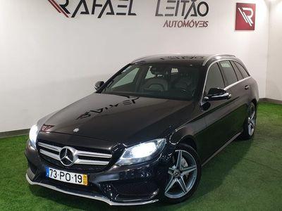 usado Mercedes C250 BlueTec AMG 7G-TTronic