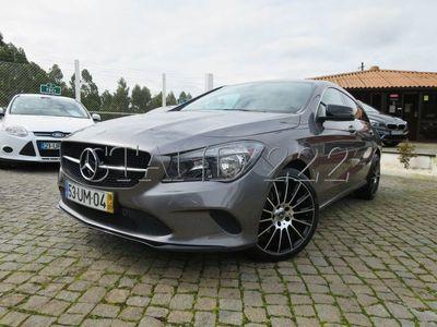 usado Mercedes CLA180 d Sho.Brake(GPS)