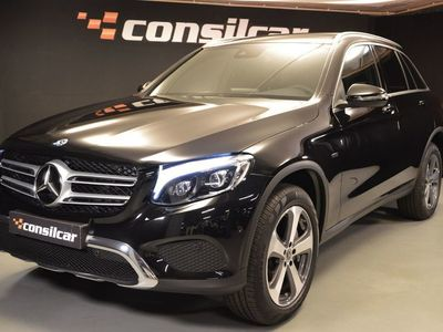 usado Mercedes GLC350 e 4MATIC Hybrid Plug-In Full
