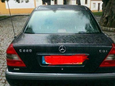 usado Mercedes C220 c220cdi - 95