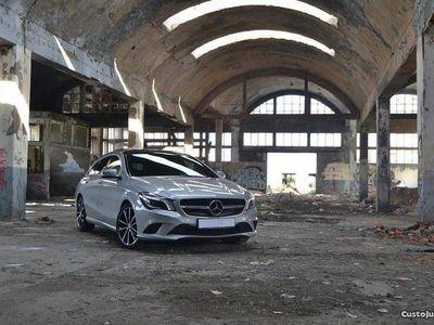usado Mercedes CLA200 Shooting Brake Cdi -