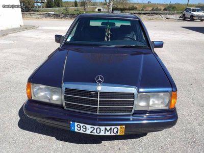 brugt Mercedes 190 190 D