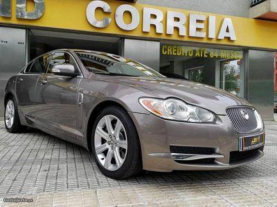 usado Jaguar XF 2.7 D V6 LUXURY