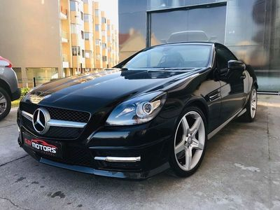 usado Mercedes SLK250 CDI AMG