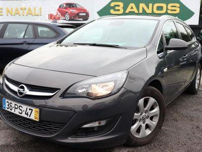usado Opel Astra 1.6 CDTi Executive GPS
