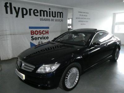 usado Mercedes CL500 V8 388 Cv