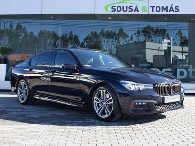 usado BMW 740 e iPerformance Pack M