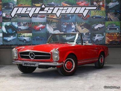 brugt Mercedes 230 Sl Pagode