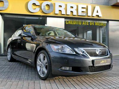 usado Lexus GS450H 345cv