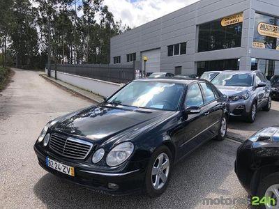 usado Mercedes E270 ClasseCDi Avantgarde