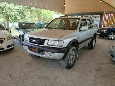 usado Opel Frontera 2.2 DTi Ltd