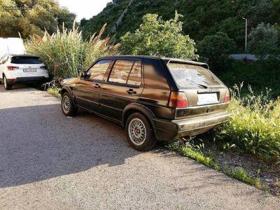 used VW Golf 1.6 GTD
