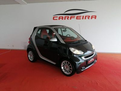 usado Smart ForTwo Coupé CDI